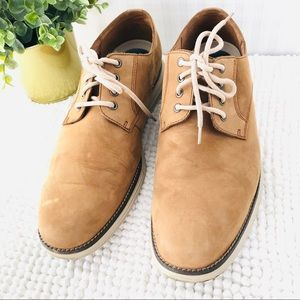 Cole Hann oxfords light brown suede original 11 M